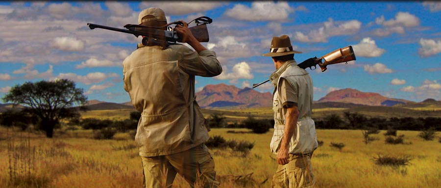 Makura  Hunting Rifles Safari